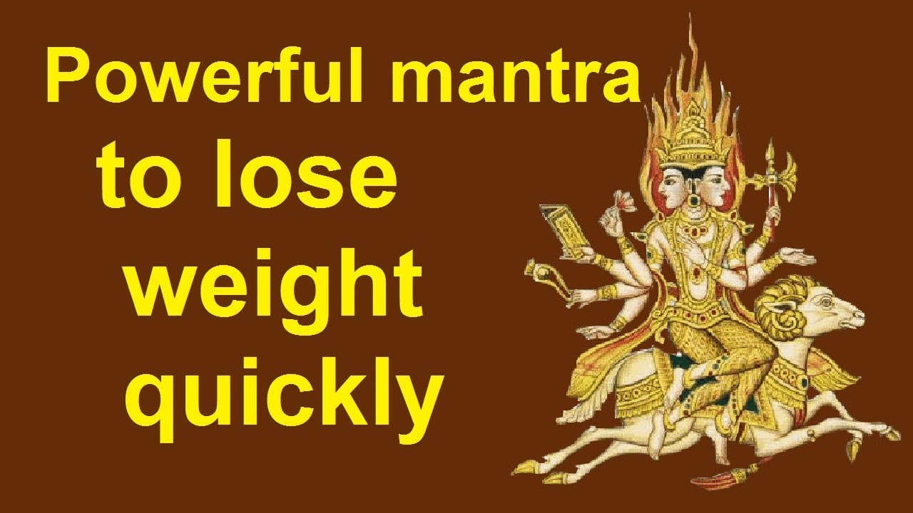 agni mantra for weight loss