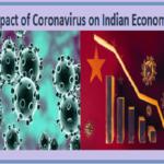 Effects due to coronavirus in the India | कोरोनावायरस के वजह से देश में होने वाले प्रभाव