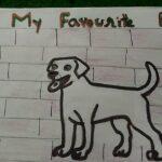Essay on my favorite pet dog in Hindi | मेरा पसंदीदा पालतू कुत्ते पर निबंध हिंदी में