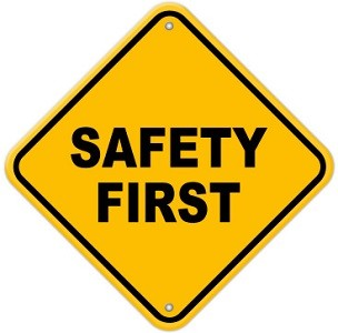 Essay on Safety in Hindi