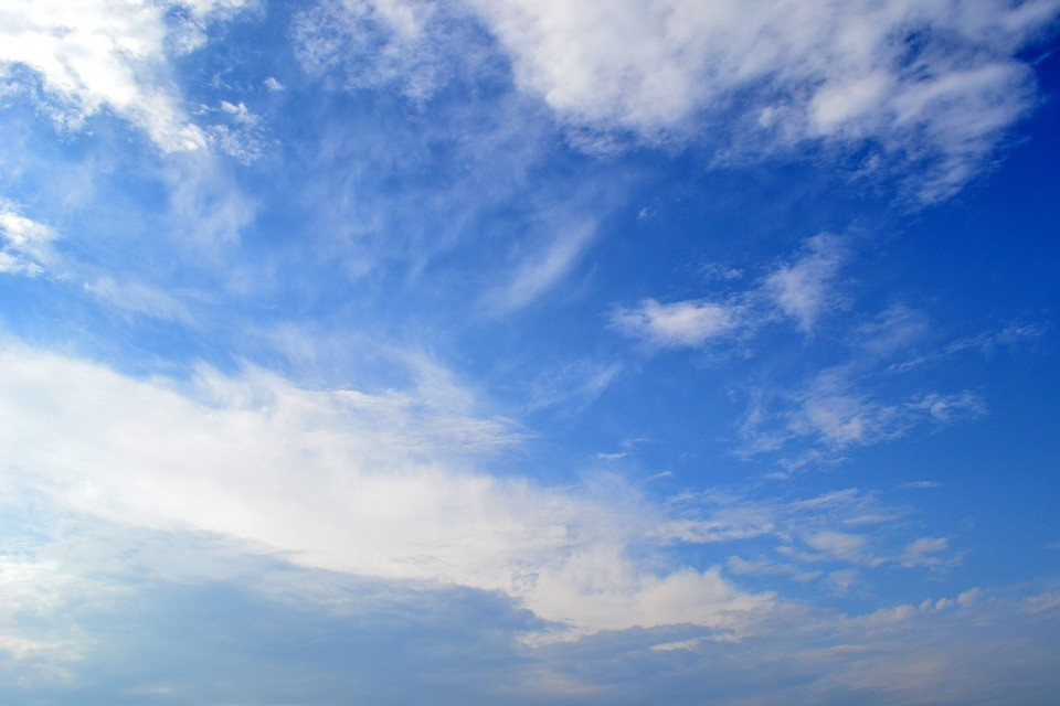 Essay on why the sky is blue