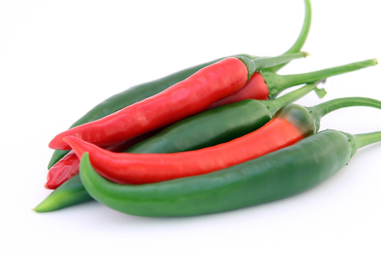 Green chilli home remedies for weight loss
